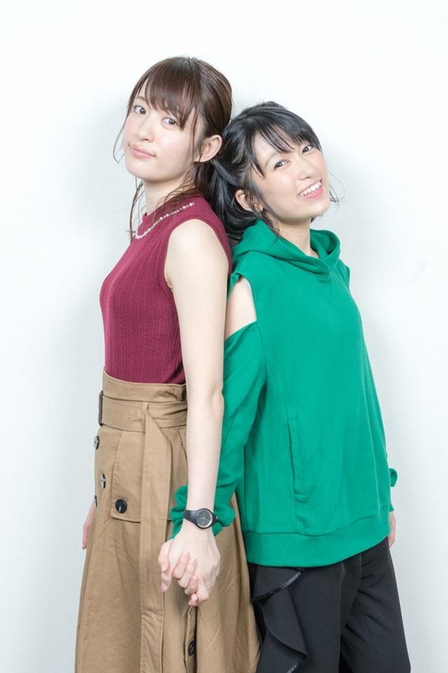 『宝石の国』黒沢ともよさん、小松未可子さんインタビュー/例えるならフォスとシンシャはすれ違う恋人!? 脆くて儚いふたりの魅力とは