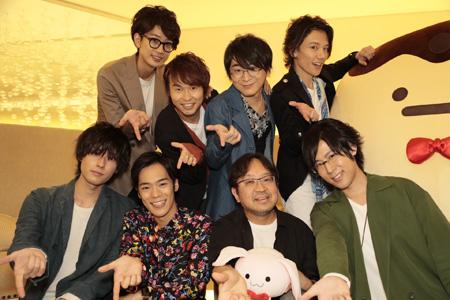 『アイナナ』先行上映会の公式レポート到着!増田俊樹さん・小野賢章さんら声優陣や監督からの貴重な裏話を公開