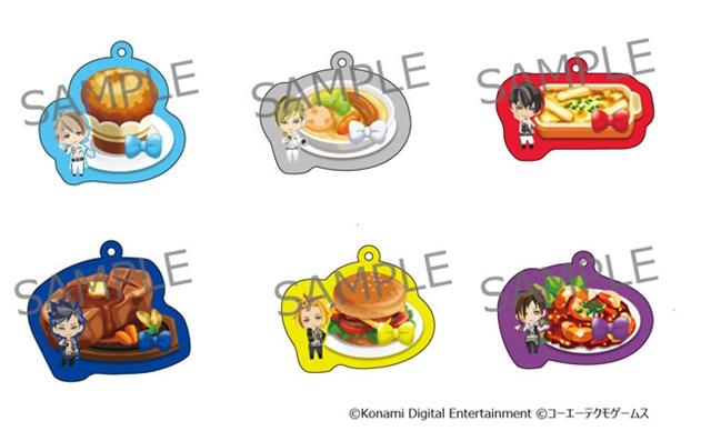 『ときめきレストラン☆☆☆ Project TRISTARS』アニメイト限定セットの特典画像が解禁! ブランケットやコットン巾着ポーチなどの画像-4