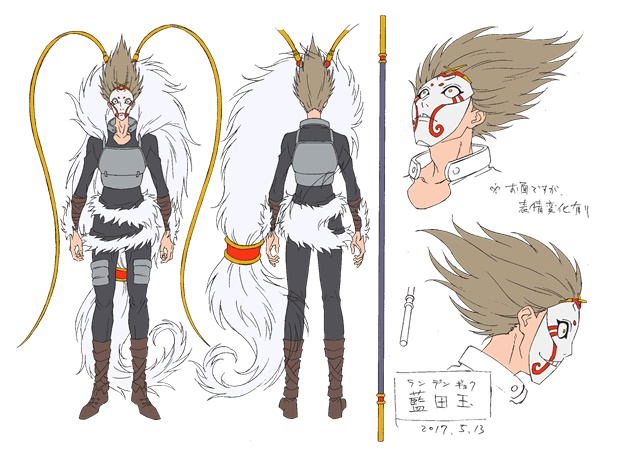 TVアニメ『銀の墓守り(ガーディアン)』第2期が2018年1月より放送開始! 新キャラクター&キービジュアル、キャストコメントが到着