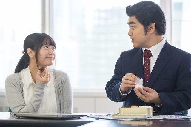 竹達彩奈がNHK総合ドラマ『ロボカトー中島と花沢さん!』に出演