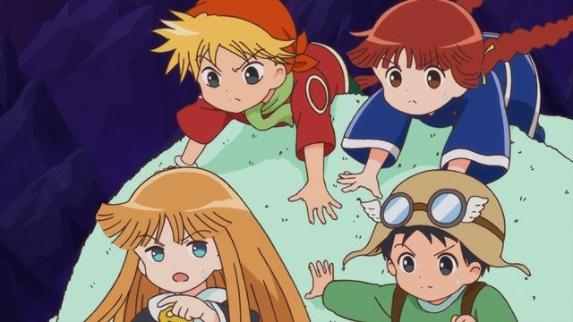 『魔法陣グルグル』第24話(最終話)「発動!恋するハート!」より、先行場面カット&あらすじを大公開!
