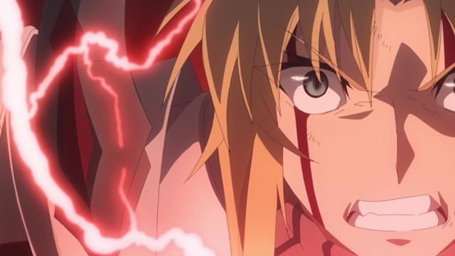 『Fate/Apocrypha』第23話より先行場面カット到着