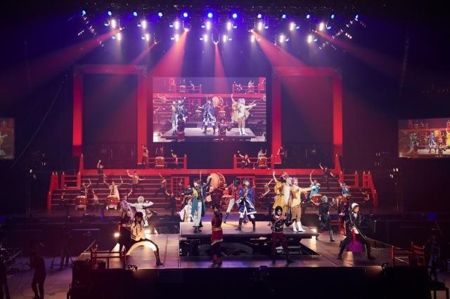 『刀ミュ〜真剣乱舞祭2017〜』初日観劇レポート!歌にダンスに動きに声に! 魅力で溢れる刀ミュの世界に酔いしれる!