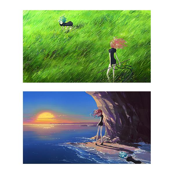 TVアニメ『宝石の国』コンセプトアート集が発売決定! 約80点ものコンセプトアートと特別インタビューを収録したファン垂涎の一冊に