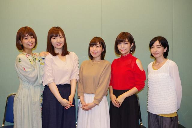 阿澄佳奈さん・井口裕香さんらが見どころを語る――『PSO2』ドラマCD第4弾アフレコ後インタビュー!