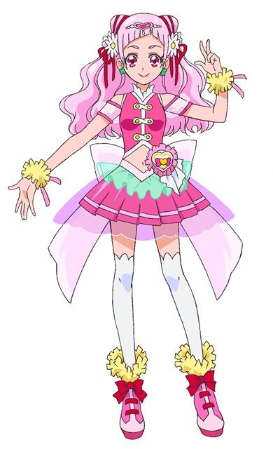 『HUGっと!プリキュア』キャストが決定、プリキュアは引坂理絵さん、本泉莉奈さん、小倉唯さんの画像-3