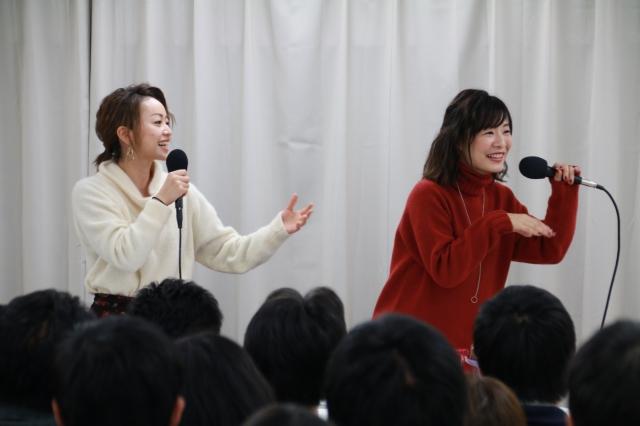 『キルミー』は終わらない! やすなとソーニャばりの赤﨑千夏さんと田村睦心さんのコンビネーションが発揮された『キルミーベイベー』トークショーをレポート