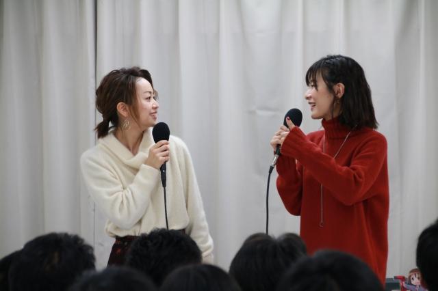 『キルミー』は終わらない! やすなとソーニャばりの赤﨑千夏さんと田村睦心さんのコンビネーションが発揮された『キルミーベイベー』トークショーをレポートの画像-14