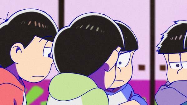 『おそ松さん』第2期より、第14話「チョロ松事変」ほかの先行場面カット公開! 今回は懐かしいキャラが登場!?