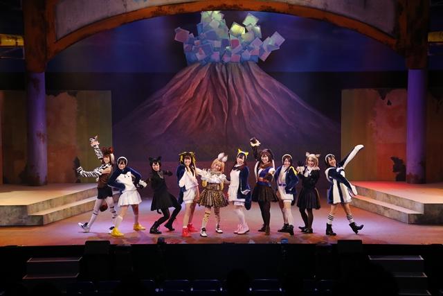 観たら絶対笑顔になれる! 再演でパワーアップした舞台「けものフレンズ」のゲネプロをレポートの画像-15
