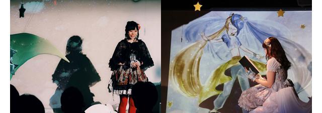声とイラストと音楽の融合 川上千尋単独朗読劇「星綵Project vol.1」レポートの画像-4