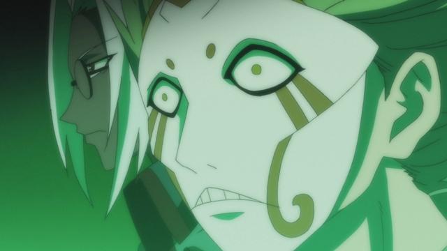 『銀の墓守り(ガーディアン)II』第2話より、先行場面カット公開! ファリンをチームに入れるかわりに、水銀はティターンの攻撃を受けることに