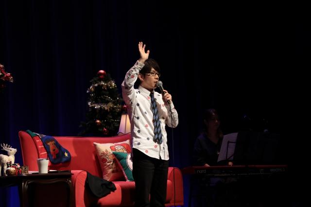 歌とトークのギャップが最高!? 新レーベル「T's MUSIC」設立の豊永利行さん、アコースティッククリスマスライブをレポートの画像-11