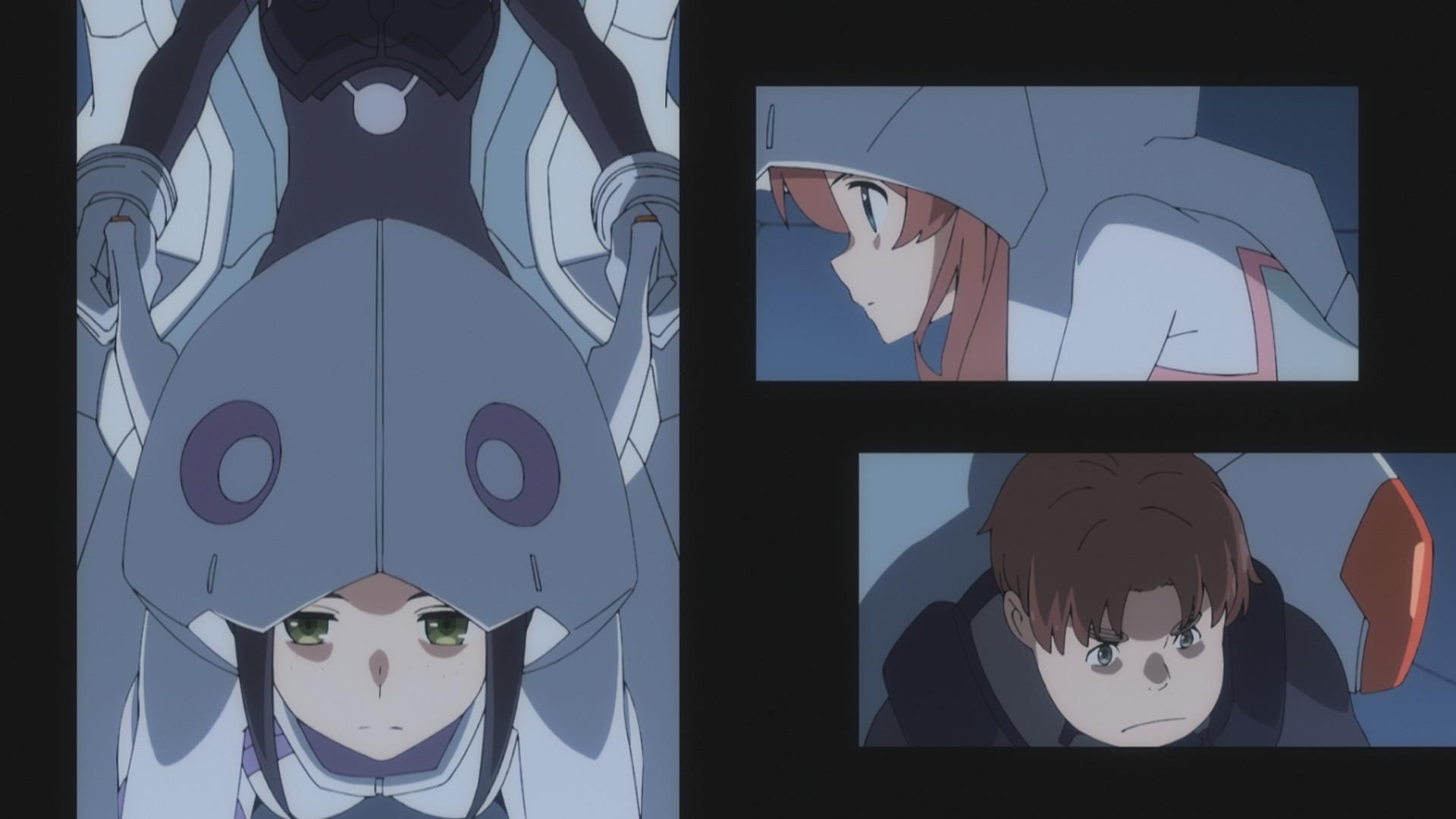 『ダリフラ』早見沙織×後藤ヒロキ、二人が序盤でもっとも気になったポイント