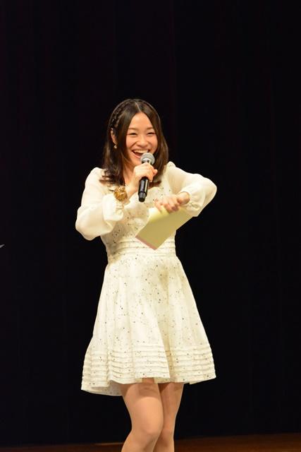 『喧嘩番長 乙女』KENNさん、蒼井翔太さんら声優陣が語る収録秘話に会場大盛り上がり!