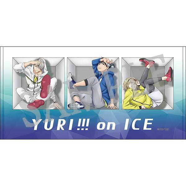 「ユーリ!!! on ICE@ダッシュストア」が池袋P'PARCOで期間限定オープン! 勇利、ヴィクトル、ユーリの描き下ろしグッズを手に入れよう!の画像-3