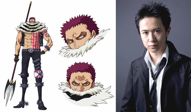 『ワンピース』カタクリ役で杉田智和、第825話に出演決定
