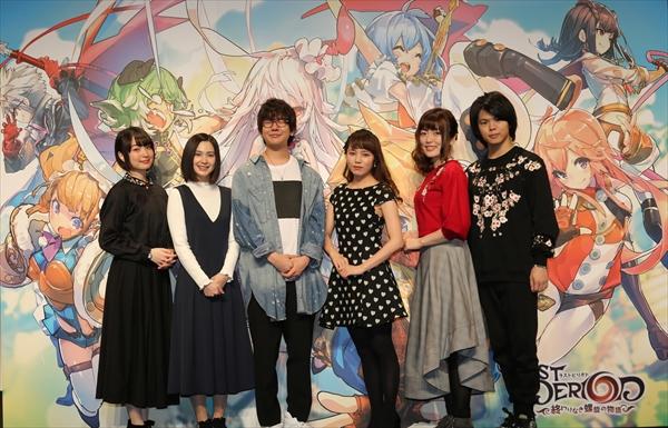 『ラストピリオド』TVアニメ化!2018年4月放送開始予定
