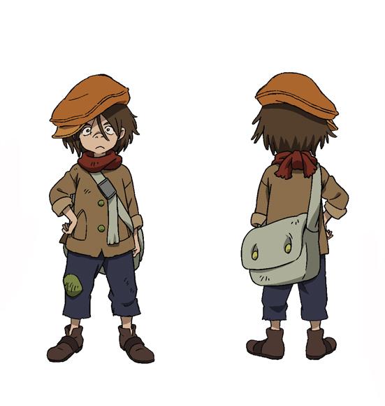 『メガロボクス』斎藤志郎さん・森なな子さんら追加声優4名が解禁! 4人のコメントや、演じるキャラの設定画も公開-10
