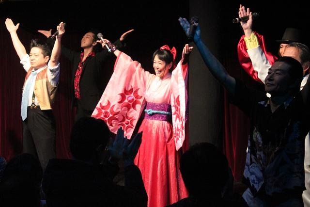 サクラ大戦歌謡ショウより~『続・花咲く男たち』ですみれ&カンナ共演も実現!