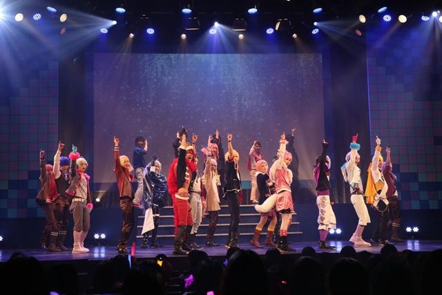 「アイ★チュウザ・ステージ」2018 ゲネプロレポートが到着