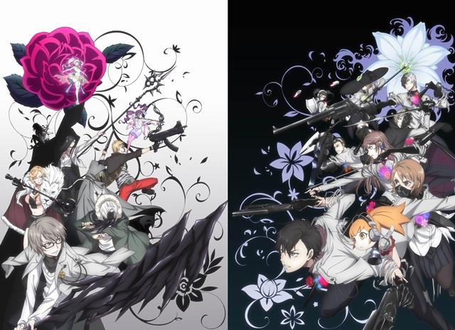 『カリギュラ』TVアニメ2018年4月より放送開始