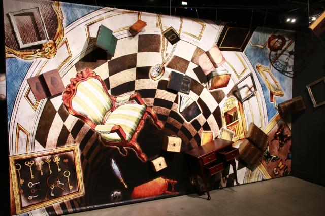 『うた☆プリ』のアイドルたちが作る『Lost Alice』の世界を堪能!『Shining Masterpiece Show 企画展』をフォトレポート!の画像-13