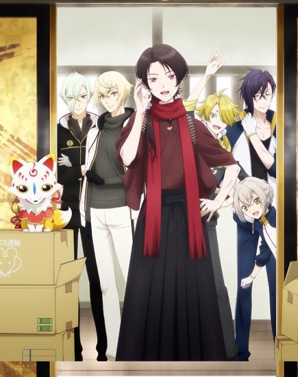 続『刀剣乱舞-花丸-』のコラボカフェがアニメイトカフェにて開催中
