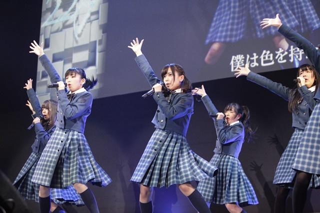 22/7『割り切れないライブ~シャンプーの匂いがした~』公式レポート