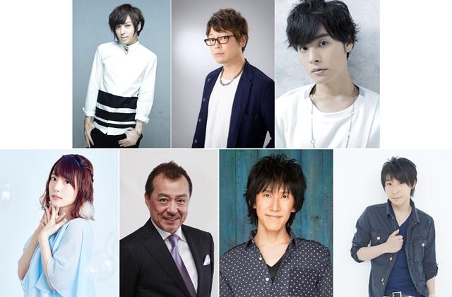 「イケボ×少女マンガ原画展」に登場する人気声優陣7名のコメントが到着