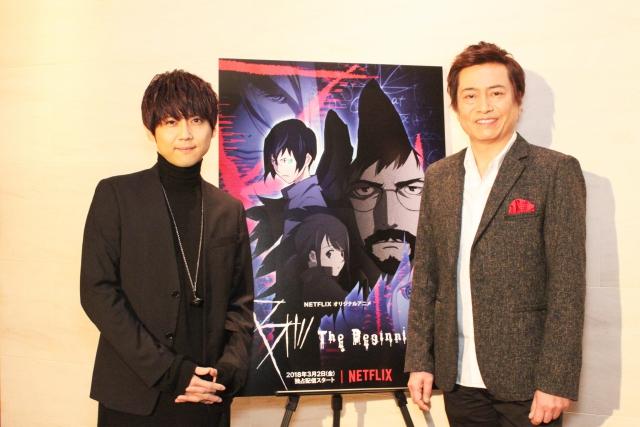 『B: The Beginning』平田広明さん&梶裕貴さんインタビュー