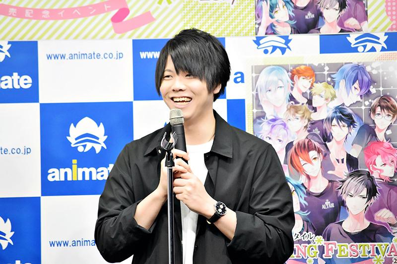 『劇団アルタイル SPRING FESTIVAL 2017』DVD発売記念イベントをレポート!「Rigel」メンバーが自身のキャラクター愛を語る!