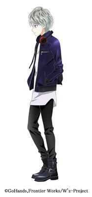 アニメスタジオ「GoHands」の女性向け新規アニメーション『W'z《ウィズ》』が2019年放送決定! 主人公・ユキヤ役を福原かつみさんが担当!