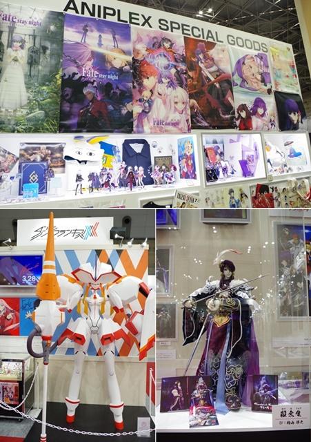 アニメジャパン2018ANIPLEXブースレポ|『Fate』シリーズや『SAO』など人気作品目白押し