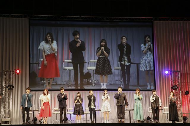『ダリフラ』声優陣がイラスト対決でシンクロ率を競い合う!?【AJ2018】