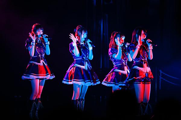 『アイドルマスター ミリオンライブ!』MTG05&MS07発売記念イベントレポート! 月下で歌う夜想曲がステージを歌劇場に変えた!