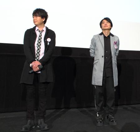 劇場版『サーヴァンプ』への想いや収録現場でのエピソードを寺島拓篤さん、梶裕貴さんら声優陣が語る|初日舞台挨拶レポート