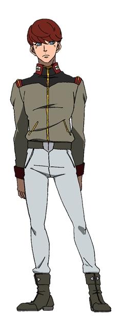 機動戦士ガンダムUC-10