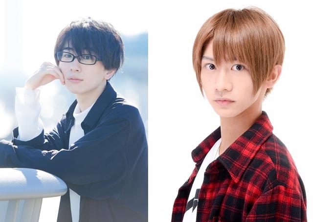 声優・井上雄貴さん&古田一紀さんが恋愛ゲームを極める!?