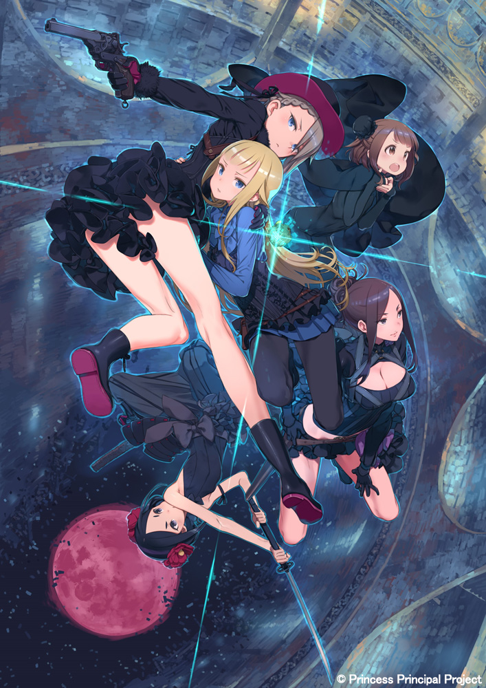 『プリプリ』続編が2019年より全6章で劇場公開決定
