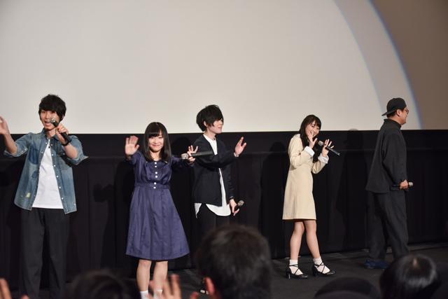 『ダリフラ』第2回一挙上映会:声優陣が語る改めて見てほしい注目のシーン