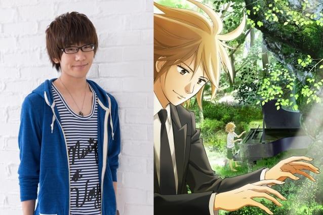 『ピアノの森』花江夏樹さんインタビュー