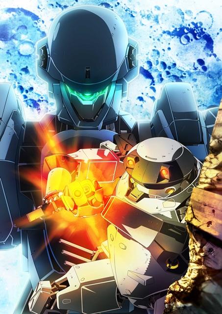 『フルメタル・パニック!IV』第5話より、場面カット到着! 茅原実里さん・津田健次郎さんらが演じる新キャラの設定画も公開