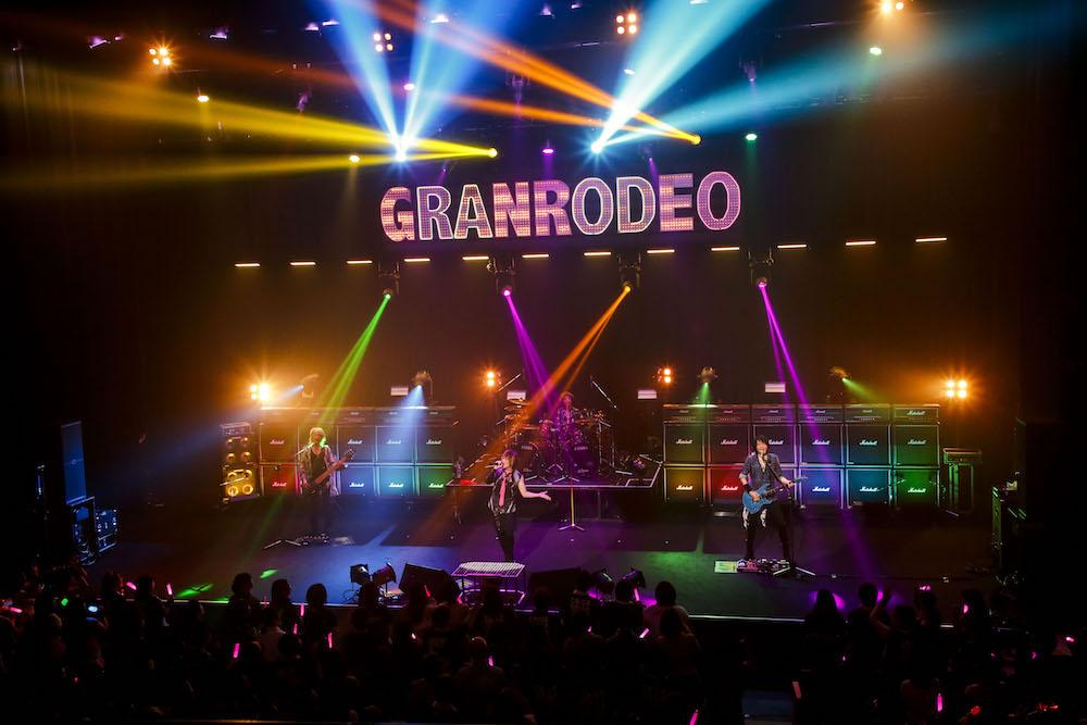GRANRODEO新潟県十日町凱旋公演オフィシャルレポ