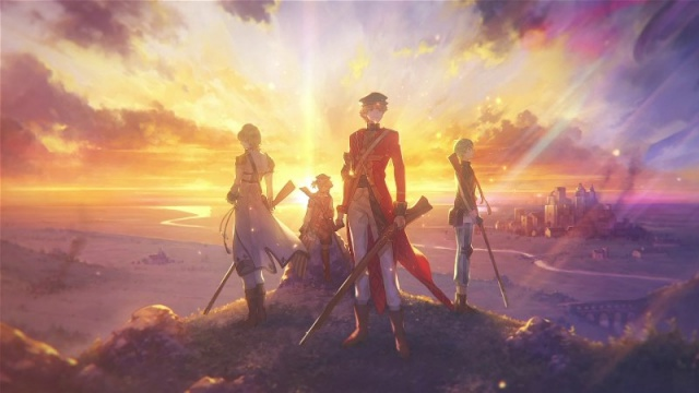 アニメ『千銃士』PV&スマホゲーム『千銃士』主題歌担当声優のコメントが到着