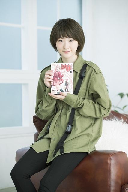 『魔法先生ネギま!』生駒里奈がネギ先生役で、初の舞台化決定