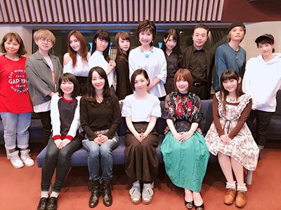 小林幸子さんが『キューティーハニーユニバース』に出演決定