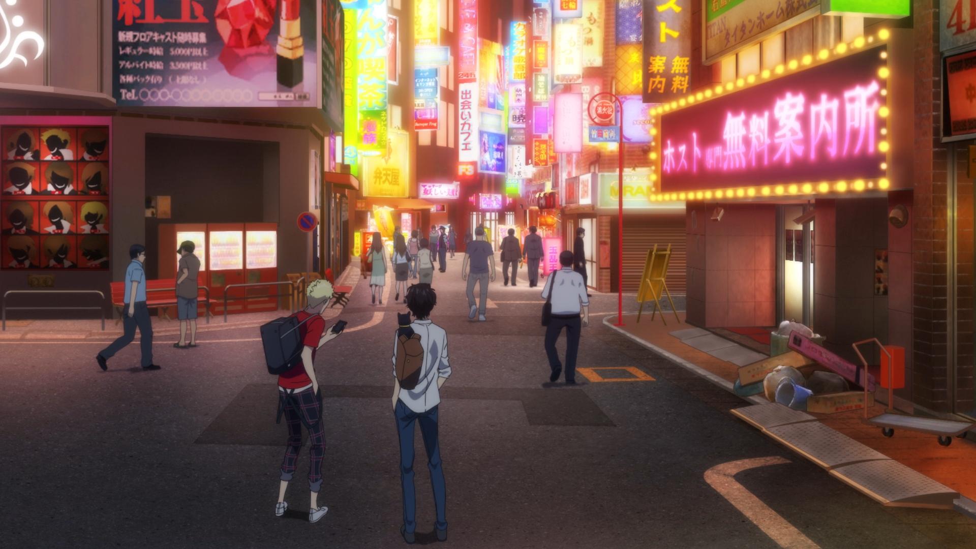 TVアニメ『ペルソナ5』第10話先行カット&あらすじ公開! 蓮、竜司、杏の三人はテレビ局で高校生名探偵・明智吾郎と遭遇する
