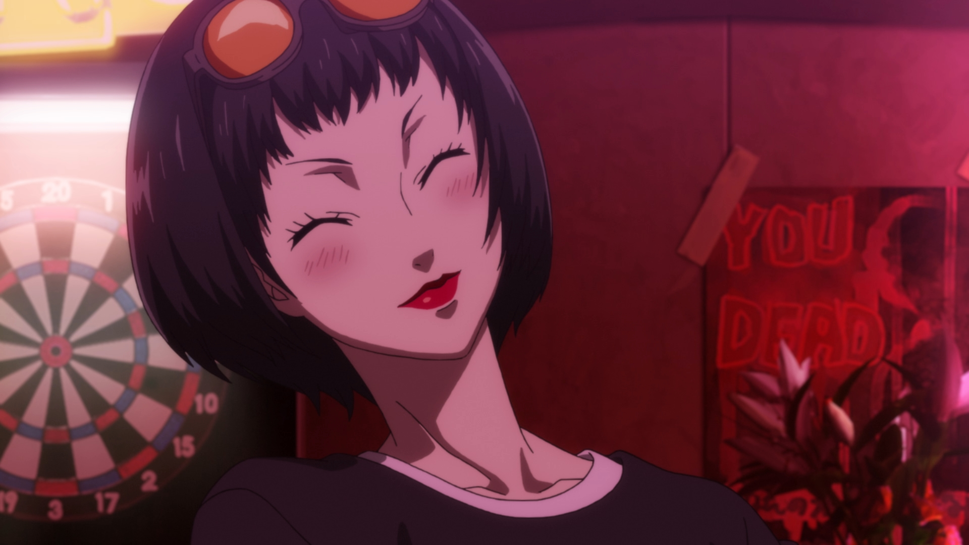 TVアニメ『ペルソナ5』第10話先行カット&あらすじ公開! 蓮、竜司、杏の三人はテレビ局で高校生名探偵・明智吾郎と遭遇するの画像-6